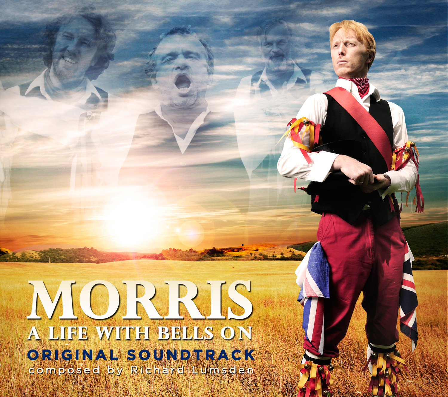 Morris: A Life with Bells On - New CD